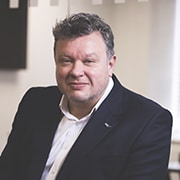 Headshot Dean Taylor, CEO of IMD Group